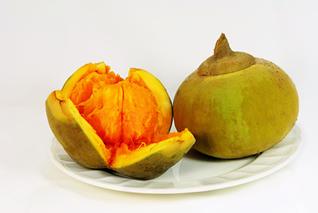 Image Gallery Zapote Fruta